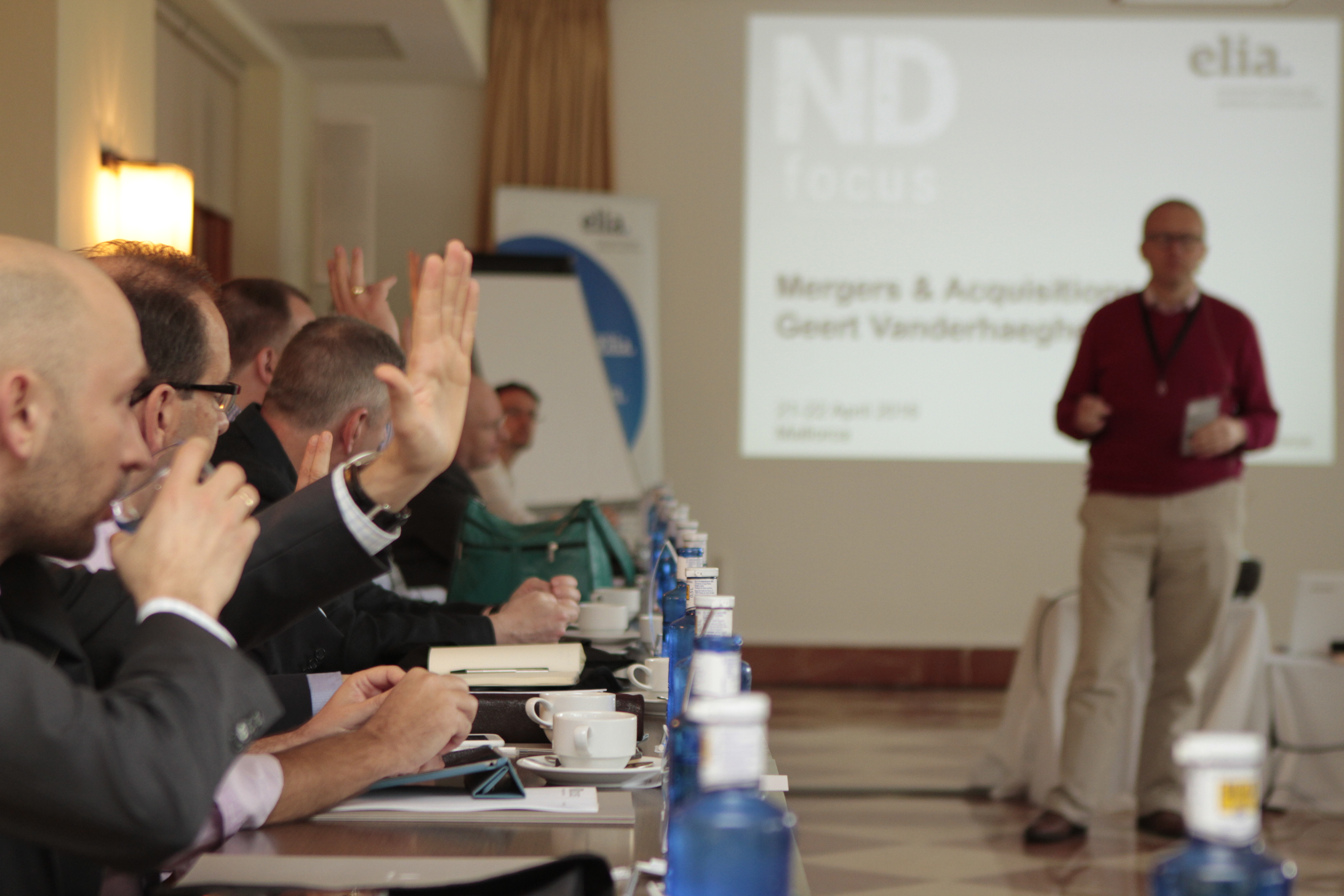 ND Focus – Elia's networking days for Executives
