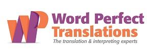 Word Perfect Translations Logo