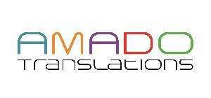 Amado Tanslations Logo