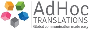 AdHoc Translations Logo
