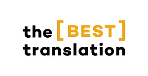 theBESTtranslation Logo