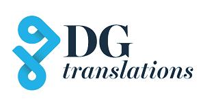 DG Translations Logo