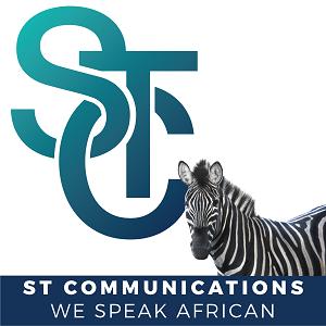 ST Communications Logo