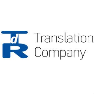 TDR Translation Company Logo