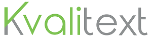 KvaliText Logo