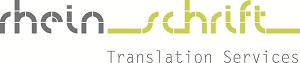 Rheinschrift Translations Logo