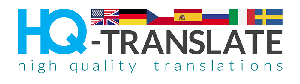 HQ-translate Logo