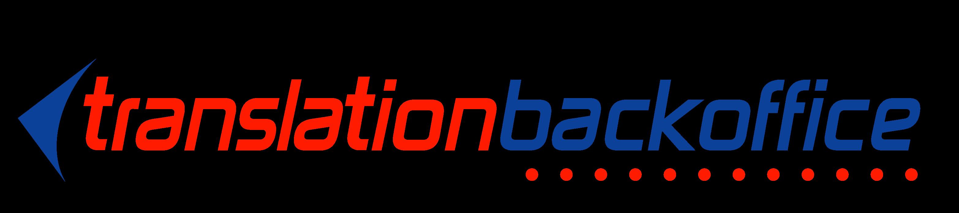 Translation Back Office Logo